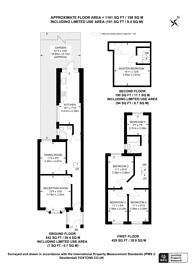 Large floorplan for Grange Road, Plaistow, E13