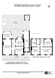 Large floorplan for Hampton Road, Forest Gate, E7