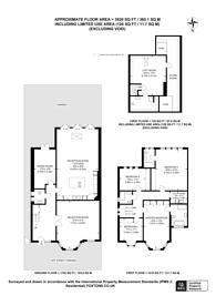 Large floorplan for The Ridgeway, Kenton, HA3