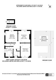 Large floorplan for Verona Drive, Surbiton, KT6