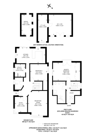 Large floorplan for King Edward Road, High Barnet, EN5