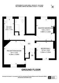 Large floorplan for Bigwood Road, Hampstead Garden Suburb, NW11