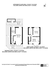 Large floorplan for Gresham Road, Canning Town, E16