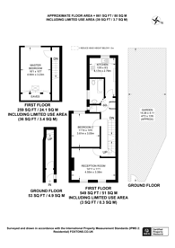 Large floorplan for Thornton Heath, Thornton Heath, CR7