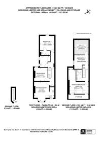 Large floorplan for Ribblesdale Road, Furzedown, Furzedown, SW16