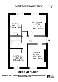 Large floorplan for Ladbroke Grove, Ladbroke Grove, W10