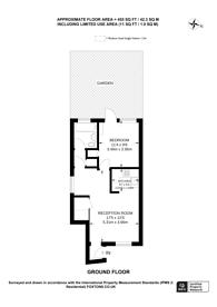 Large floorplan for Little Street, Guildford, GU2