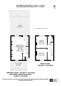 Large floorplan for Farmfield Road, Bromley, BR1