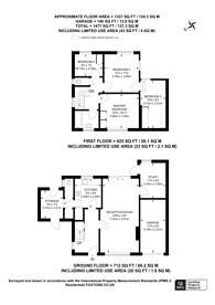 Large floorplan for West Meads, Onslow Village, GU2