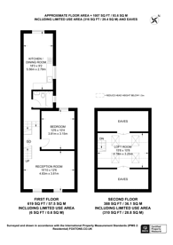 Large floorplan for North Birkbeck Road, Leytonstone, E11