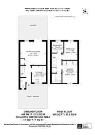 Large floorplan for Meadowsweet Close, Royal Docks, E16
