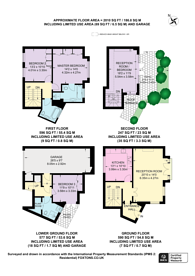 Large floorplan for Graham Terrace, Belgravia, SW1W