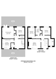 Large floorplan for Sebbon Street, Islington, N1