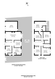 Large floorplan for Shortlands Road, Shortlands, BR2