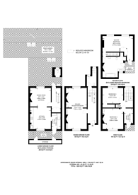 Large floorplan for Wharton Street, Finsbury, WC1X