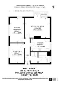 Large floorplan for Brading Crescent, Aldersbrook, E11