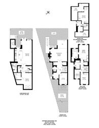 Large floorplan for Marryat Place, Wimbledon, SW19
