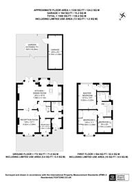 Large floorplan for Turner Road, New Malden, KT3