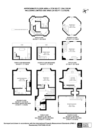 Large floorplan for Church Rise, Forest Hill, SE23