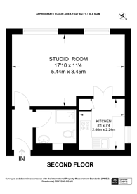 Large floorplan for Orchard Grove, Anerley, SE20