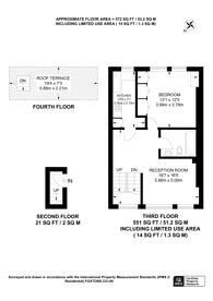 Large floorplan for Ainger Road, Primrose Hill, NW3
