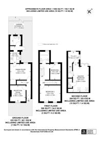 Large floorplan for Zion Road, Thornton Heath, CR7