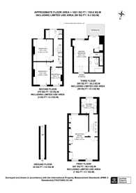 Large floorplan for King's Road, Chelsea, SW10