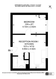 Large floorplan for Grove House, Chelsea, SW3