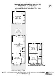 Large floorplan for Bolton Road, Harrow, HA1