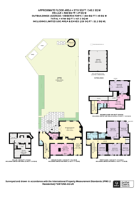 Large floorplan for Puttenham Heath Road, Puttenham, GU3