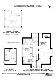 Large floorplan for Maybury Knowle, Woking, GU22