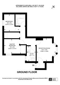 Large floorplan for Woodlands Road, Guildford, GU1
