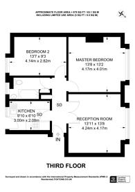 Large floorplan for St Marks Hill, Surbiton, KT6