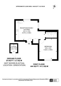 Large floorplan for Church Road, New Malden, KT4