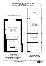 Large floorplan for The Strand,, The Strand, WC2R