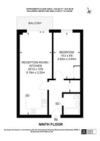 Large floorplan for Sutton Park Road, Sutton, SM1