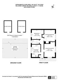 Large floorplan for Ripon Close, Northolt, UB5