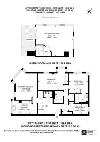 Large floorplan for Lisson Grove, Lisson Grove, NW1