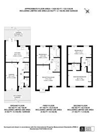 Large floorplan for Herbert Place, Isleworth, TW7