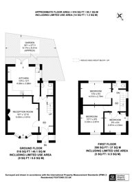 Large floorplan for Little Friday Road, Chingford, E4