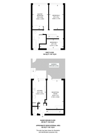 Large floorplan for Tayport Close, Islington, N1