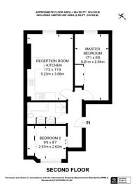 Large floorplan for West Kensington, West Kensington, W14