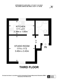 Large floorplan for High Road, Willesden Green, NW10
