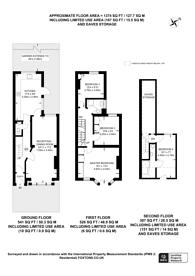 Large floorplan for River View, Chase Side, EN2