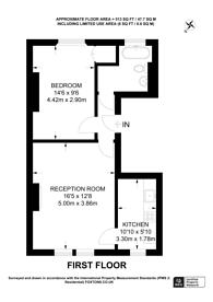 Large floorplan for Penge Road, Anerley, SE20