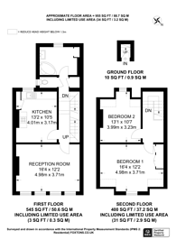 Large floorplan for Heathfield Road, Central Croydon, CR0
