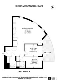 Large floorplan for Kingsland High Street, Dalston, E8