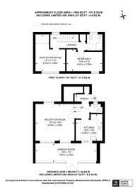 Large floorplan for Southway, Park Barn, GU2