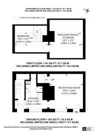 Large floorplan for Lower Clapton Road, Lower Clapton, E5
