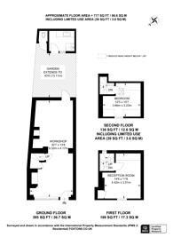 Large floorplan for Tanners Hill, Deptford, SE8